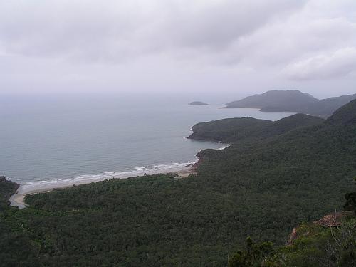 View from nina peak