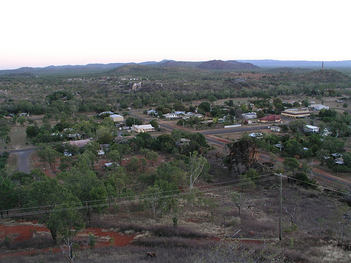 Chillagoe Town